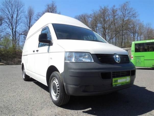 Volkswagen Transporter 1,9 75KW MAXI SERVISKA, foto 1 Užitkové a nákladní vozy, Do 7,5 t | spěcháto.cz - bazar, inzerce zdarma
