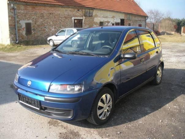 Fiat Punto 1.2 ELX, foto 1 Auto – moto , Automobily | spěcháto.cz - bazar, inzerce zdarma