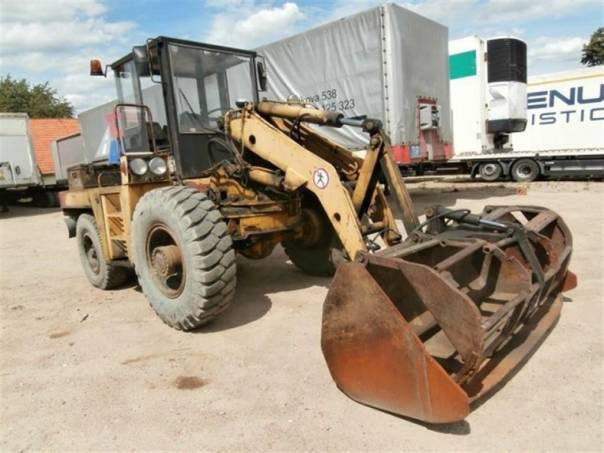 UN 053.2 4x4, foto 1 Pracovní a zemědělské stroje, Pracovní stroje | spěcháto.cz - bazar, inzerce zdarma