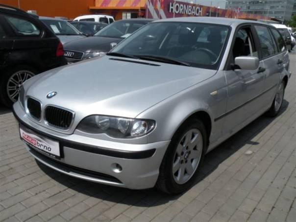 BMW Řada 3 318i 143PSkm, foto 1 Auto – moto , Automobily | spěcháto.cz - bazar, inzerce zdarma