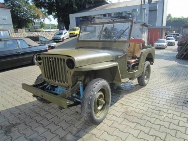 Willys / FORD GPW, foto 1 Auto – moto , Automobily | spěcháto.cz - bazar, inzerce zdarma