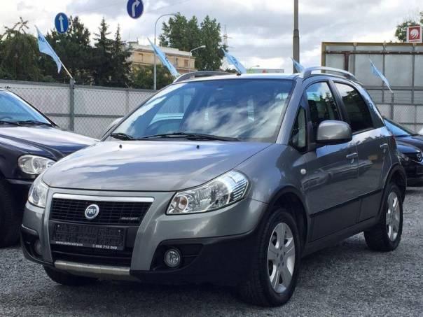 Fiat Sedici 1.9 Multijet 4x4, foto 1 Auto – moto , Automobily | spěcháto.cz - bazar, inzerce zdarma