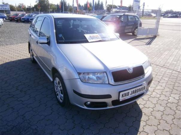 Škoda Fabia 1.4 16V  Klima,serviska, foto 1 Auto – moto , Automobily | spěcháto.cz - bazar, inzerce zdarma