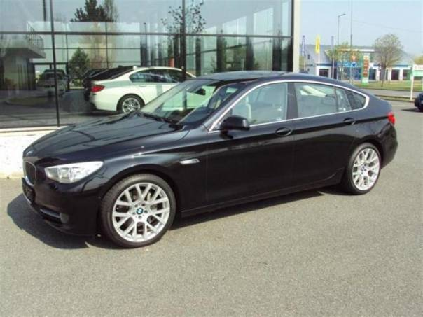BMW Řada 5 530d GT JAKO NOVÉ, TOP CENA, foto 1 Auto – moto , Automobily | spěcháto.cz - bazar, inzerce zdarma