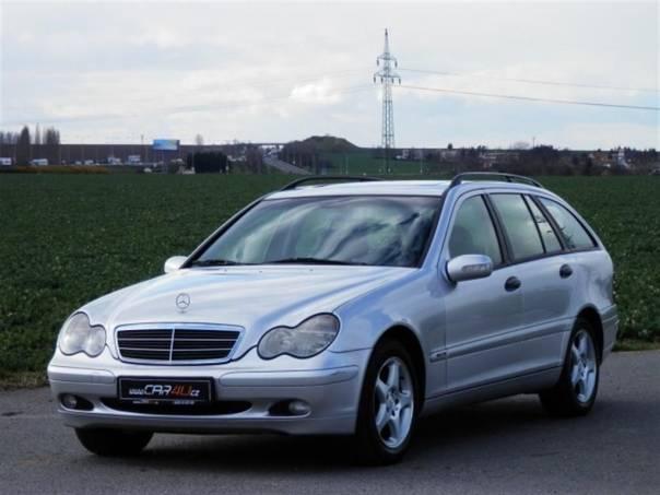 Mercedes-Benz Třída C C220 CDI 105kW AUTOMAT, foto 1 Auto – moto , Automobily | spěcháto.cz - bazar, inzerce zdarma