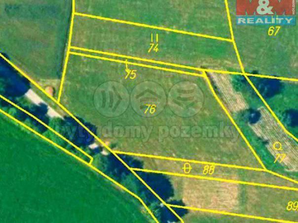 Prodej pozemku, Vrhaveč, foto 1 Reality, Pozemky | spěcháto.cz - bazar, inzerce