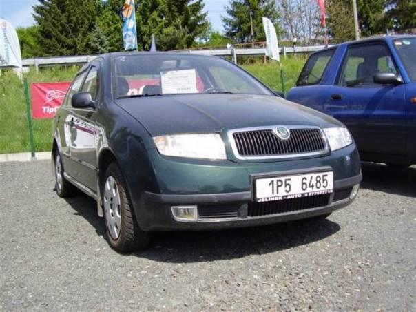 Škoda Fabia 1.4 klimatizace, foto 1 Auto – moto , Automobily | spěcháto.cz - bazar, inzerce zdarma