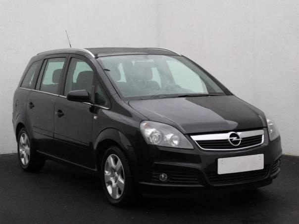 Opel Zafira  1.9 CDTi, Serv.kniha, foto 1 Auto – moto , Automobily | spěcháto.cz - bazar, inzerce zdarma