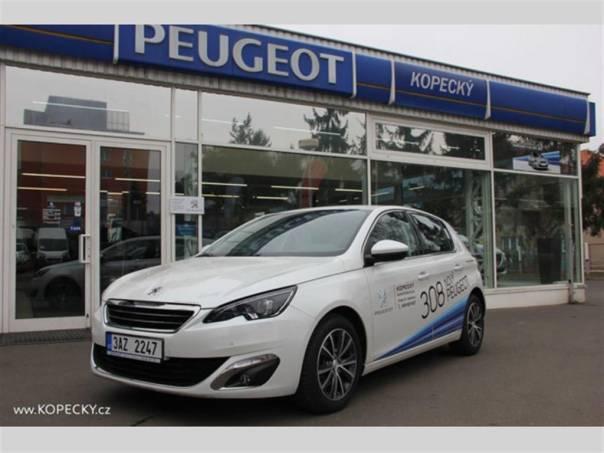 Peugeot 308 5P ALLURE 1.6 125k, foto 1 Auto – moto , Automobily | spěcháto.cz - bazar, inzerce zdarma