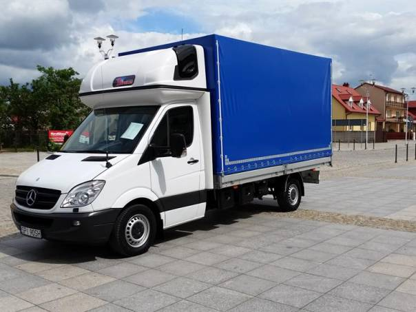 Mercedes-Benz Sprinter 319 3.0/190KM  8 - EuroPalet, foto 1 Užitkové a nákladní vozy, Do 7,5 t | spěcháto.cz - bazar, inzerce zdarma