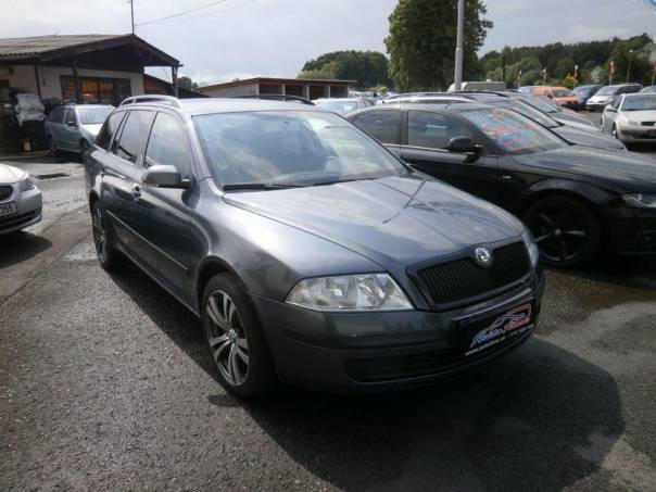 Škoda Octavia 1.9 TDI  TOP STAV 124000 km, foto 1 Auto – moto , Automobily | spěcháto.cz - bazar, inzerce zdarma