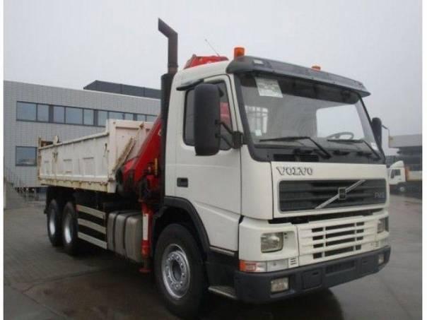Volvo  FMx4 S1 +HR, foto 1 Užitkové a nákladní vozy, Nad 7,5 t | spěcháto.cz - bazar, inzerce zdarma