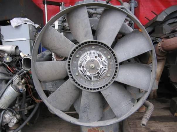 Iveco  Stralis - ventilátor, foto 1 Náhradní díly a příslušenství, Užitkové a nákladní vozy | spěcháto.cz - bazar, inzerce zdarma
