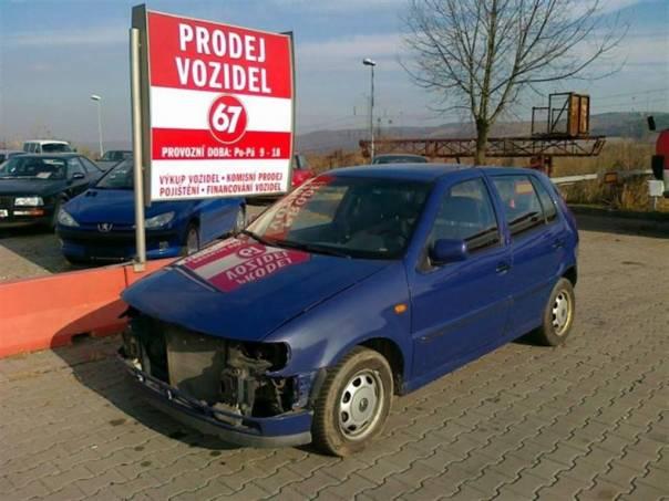 Volkswagen Polo 1.9 SDI, foto 1 Auto – moto , Automobily | spěcháto.cz - bazar, inzerce zdarma