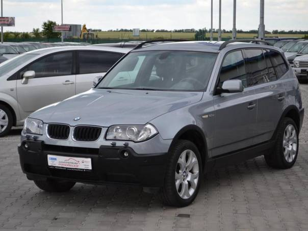 BMW X3 3,0 SPORT PAKET*NAVI*XENON*, foto 1 Auto – moto , Automobily | spěcháto.cz - bazar, inzerce zdarma