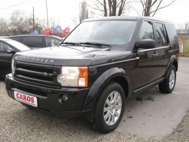 Land Rover Discovery 3, TDV6 SE bez FAP, foto 1 Auto – moto , Automobily | spěcháto.cz - bazar, inzerce zdarma