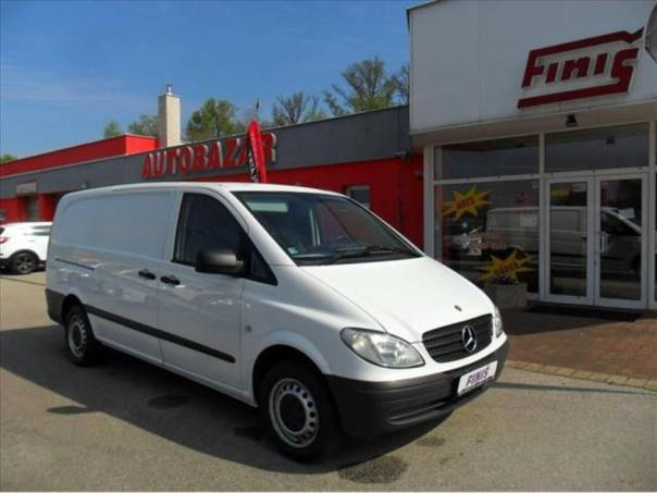 Mercedes-Benz Vito 2.2  CDi klima,po servisu, foto 1 Užitkové a nákladní vozy, Do 7,5 t | spěcháto.cz - bazar, inzerce zdarma