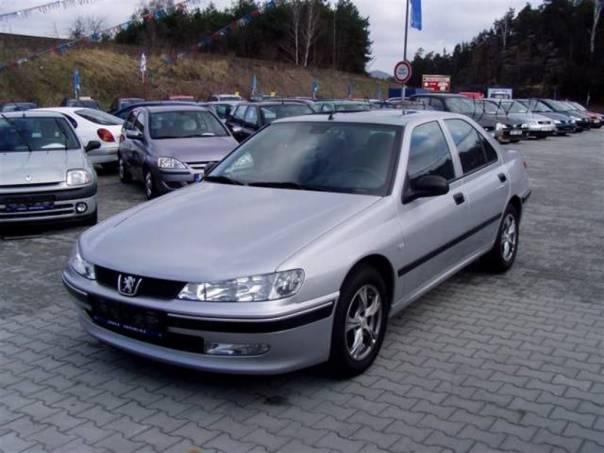 Peugeot 406 1,8 16V, foto 1 Auto – moto , Automobily | spěcháto.cz - bazar, inzerce zdarma