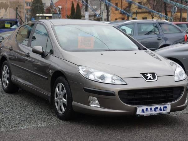 Peugeot 407 1.6 HDi 80kW, foto 1 Auto – moto , Automobily | spěcháto.cz - bazar, inzerce zdarma