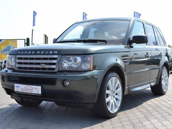 Land Rover Range Rover Sport 3,6 HSE, foto 1 Auto – moto , Automobily | spěcháto.cz - bazar, inzerce zdarma