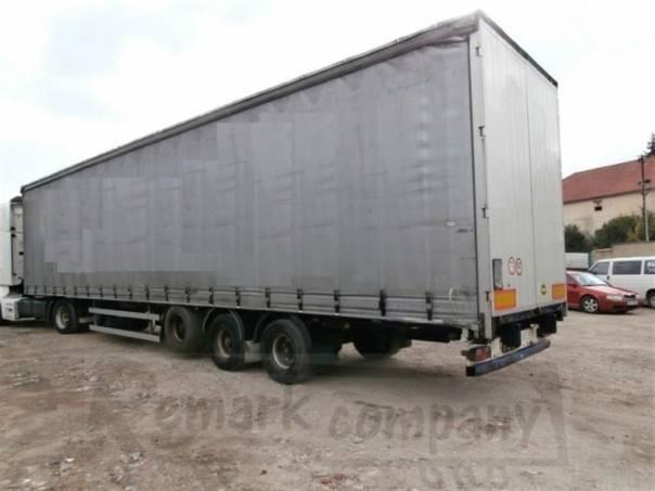 GT Fruehauf  Lowdeck, foto 1 Užitkové a nákladní vozy, Přívěsy a návěsy | spěcháto.cz - bazar, inzerce zdarma