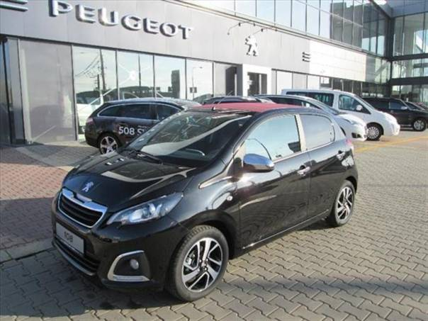 Peugeot  1.2 82k 5P TOP Allure, foto 1 Auto – moto , Automobily | spěcháto.cz - bazar, inzerce zdarma