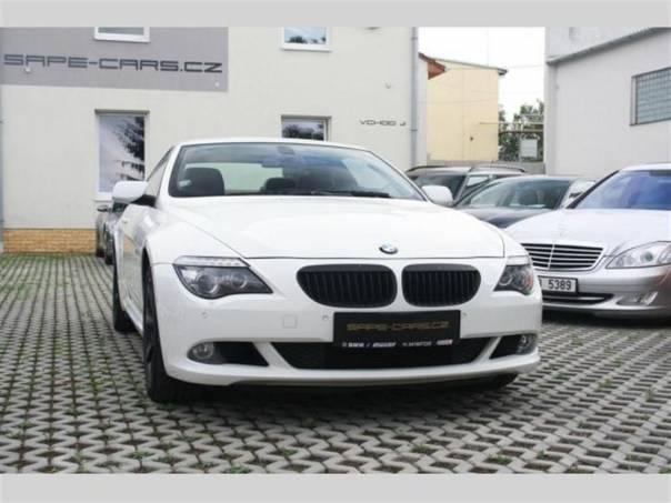 BMW Řada 6 635d, ČR, SERVISKA, ZÁRUKA, foto 1 Auto – moto , Automobily | spěcháto.cz - bazar, inzerce zdarma