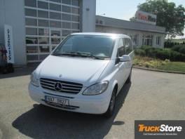 Mercedes-Benz Viano 2,1   VIANO CDI 2.2 T K Klima , Užitkové a nákladní vozy, Do 7,5 t  | spěcháto.cz - bazar, inzerce zdarma