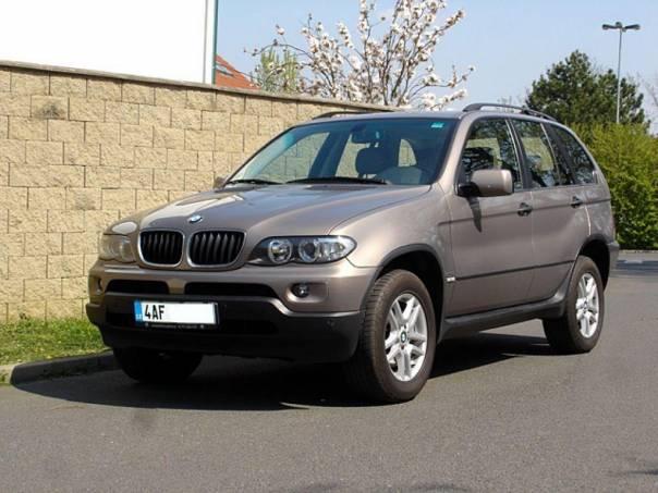 BMW X5 3.0d manual, foto 1 Auto – moto , Automobily | spěcháto.cz - bazar, inzerce zdarma
