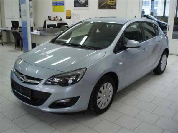 Opel Astra J Enjoy 5DR 1,4 16V turbo / 2282 /, foto 1 Auto – moto , Automobily | spěcháto.cz - bazar, inzerce zdarma