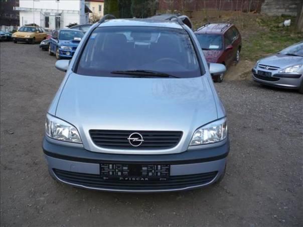 Opel Zafira 2.0 DTI, foto 1 Auto – moto , Automobily | spěcháto.cz - bazar, inzerce zdarma