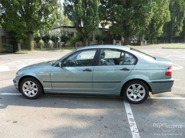 BMW Řada 3 316i Facelift Mod 2005 Klima PDC Navi, foto 1 Auto – moto , Automobily | spěcháto.cz - bazar, inzerce zdarma