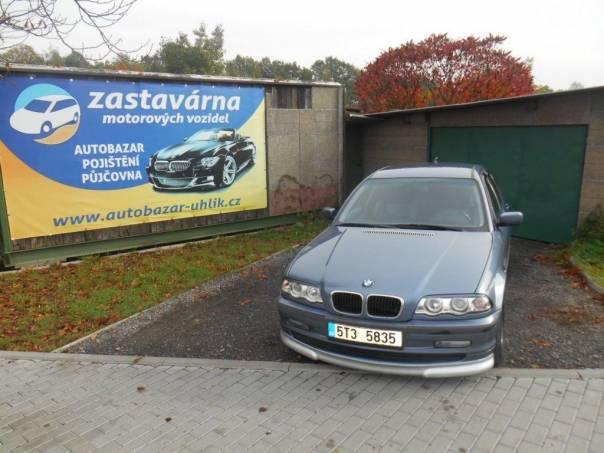BMW Řada 3 318, foto 1 Auto – moto , Automobily | spěcháto.cz - bazar, inzerce zdarma