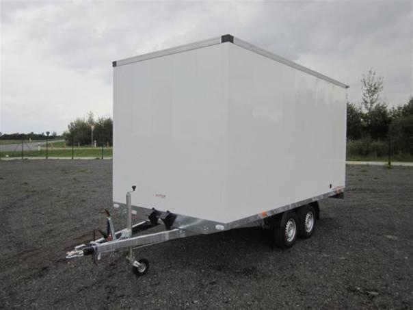 Skříň VA 2,5T - celohliníková, foto 1 Užitkové a nákladní vozy, Přívěsy a návěsy | spěcháto.cz - bazar, inzerce zdarma