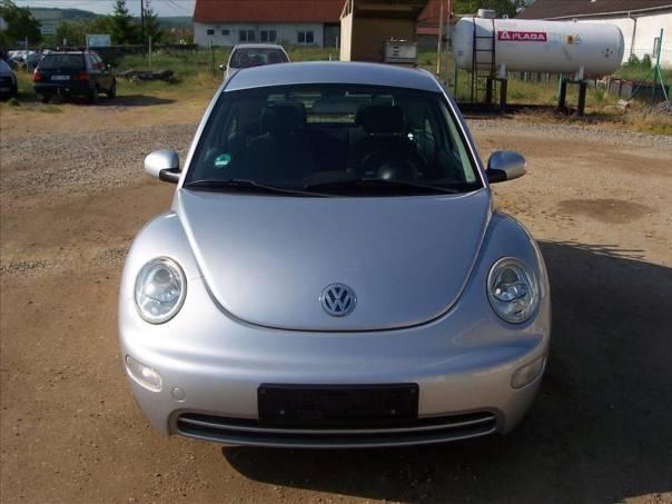 Volkswagen New Beetle 1.6i klima serviska, foto 1 Auto – moto , Automobily | spěcháto.cz - bazar, inzerce zdarma