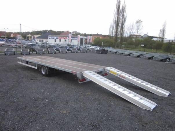 AVG 10T 6,60/2,48 plato, foto 1 Užitkové a nákladní vozy, Přívěsy a návěsy | spěcháto.cz - bazar, inzerce zdarma
