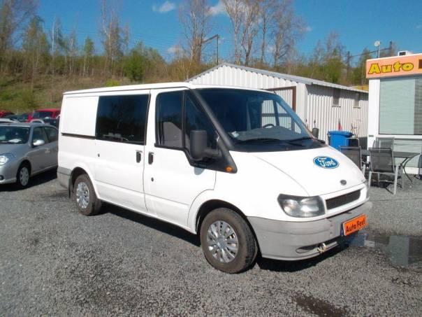 Ford Transit 2.0 DI T260 6.MÍST, foto 1 Užitkové a nákladní vozy, Autobusy | spěcháto.cz - bazar, inzerce zdarma