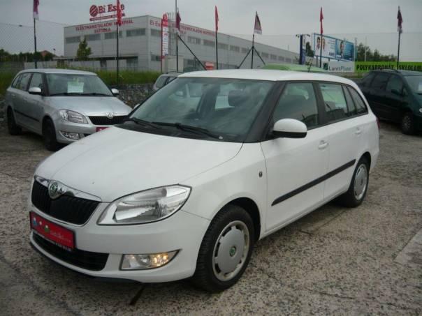 Škoda Fabia 1,6 TDi Ambiente Odpočet DPH, foto 1 Auto – moto , Automobily | spěcháto.cz - bazar, inzerce zdarma