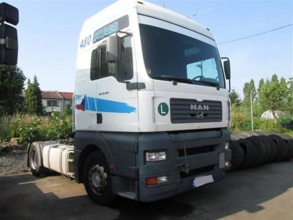 TGA18.480 XXL - NEPOJÍZDNÝ, foto 1 Užitkové a nákladní vozy, Nad 7,5 t | spěcháto.cz - bazar, inzerce zdarma