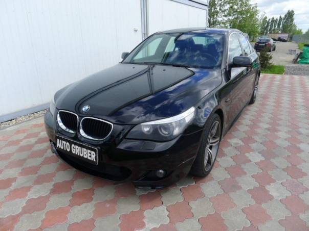 BMW Řada 5 535D M - Paket, foto 1 Auto – moto , Automobily | spěcháto.cz - bazar, inzerce zdarma