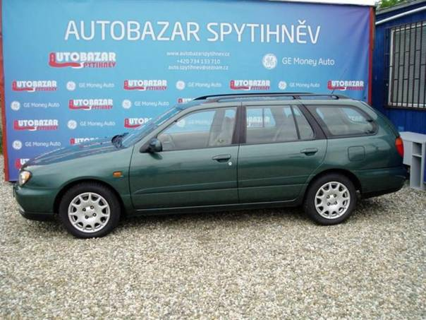 Nissan Primera 1,8 WAGON Servisní kniha, foto 1 Auto – moto , Automobily | spěcháto.cz - bazar, inzerce zdarma