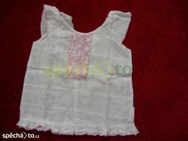 letní šatičky vel.74, foto 1 Pro děti, Dětské oblečení  | spěcháto.cz - bazar, inzerce zdarma