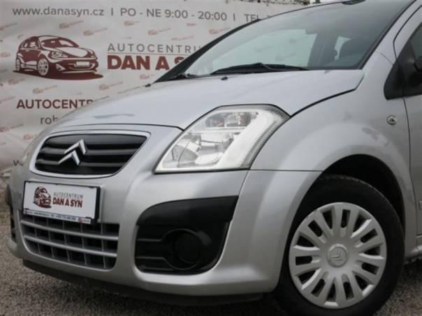 Citroën C2 1.1i Plus, foto 1 Auto – moto , Automobily | spěcháto.cz - bazar, inzerce zdarma