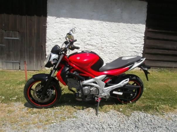 Suzuki SFV SFV 650 Gladius, foto 1 Auto – moto , Motocykly a čtyřkolky | spěcháto.cz - bazar, inzerce zdarma