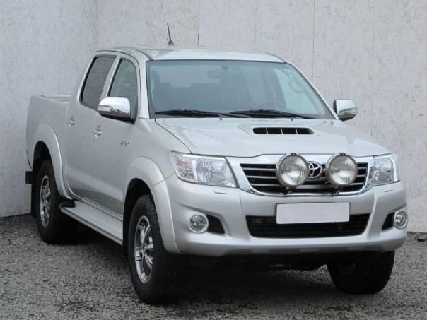 Toyota Hilux 3.0 D-4D, foto 1 Auto – moto , Automobily | spěcháto.cz - bazar, inzerce zdarma