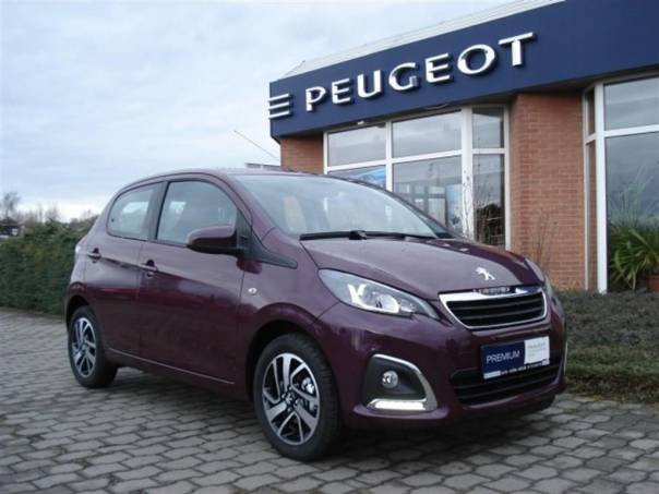 Peugeot  Allure 1.2 82k PureTech, foto 1 Auto – moto , Automobily | spěcháto.cz - bazar, inzerce zdarma