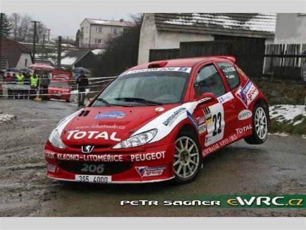 Peugeot 206 Super 1600, foto 1 Auto – moto , Automobily | spěcháto.cz - bazar, inzerce zdarma