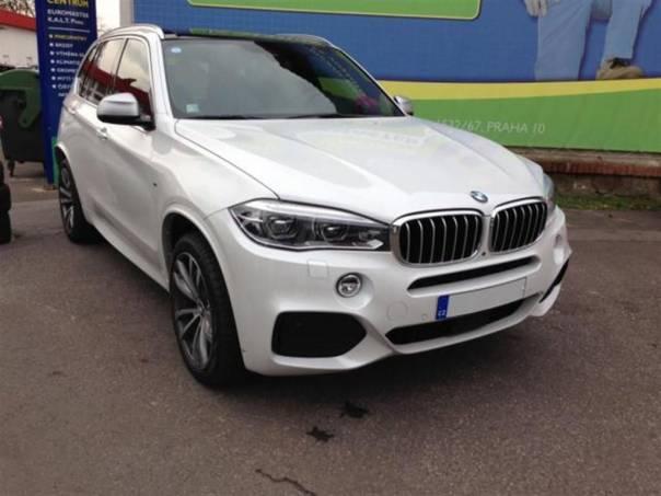 BMW X5 xDrive30d, Mpaket, LED světla, Bílá perleť, foto 1 Auto – moto , Automobily | spěcháto.cz - bazar, inzerce zdarma