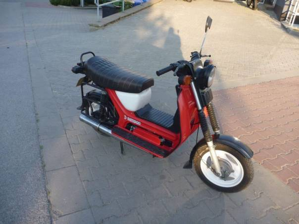 Simson  , foto 1 Auto – moto , Motocykly a čtyřkolky | spěcháto.cz - bazar, inzerce zdarma
