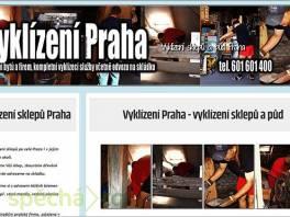 Vyklízení sklepů Praha - odvozy na skládku , Obchod a služby, Úklid a údržba  | spěcháto.cz - bazar, inzerce zdarma